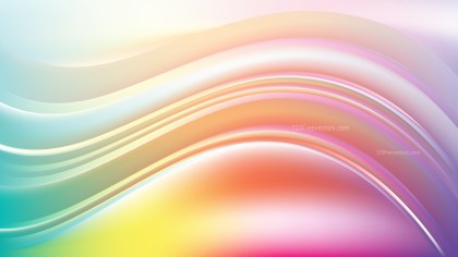 Pastel Rainbow Background
