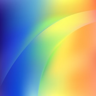 Abstract Pastel Rainbow Background