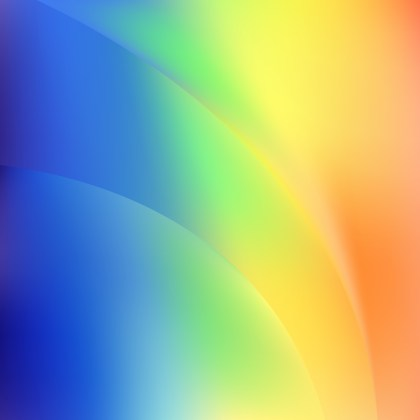 Abstract Pastel Rainbow Graphic Background