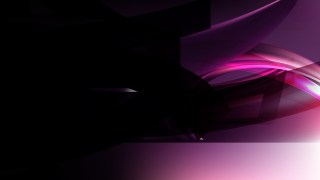 Abstract Pink and Black Graphic Background
