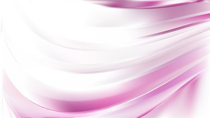 Abstract Pink and White Graphic Background