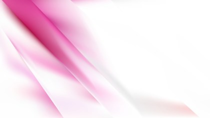 Abstract Pink and White Background Design
