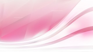 Pink and White Background