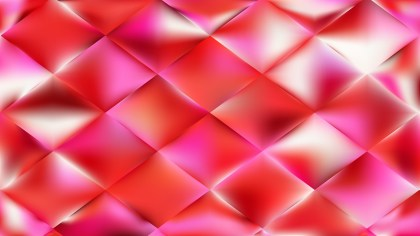 Abstract Pink Red and White Background Design
