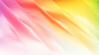 Abstract Pink Yellow and White Background Vector Illustration