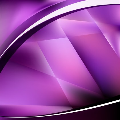 Abstract Purple and Black Background Vector Illustration