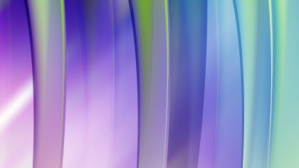Abstract Purple and Green Background Design