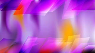 Abstract Purple and Orange Background Design