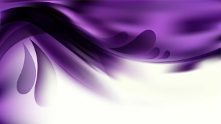 Abstract Purple and White Background Design