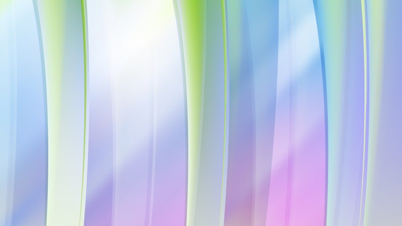 Abstract Purple Green and White Graphic Background