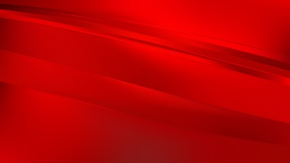 Abstract Red Background Vector Illustration