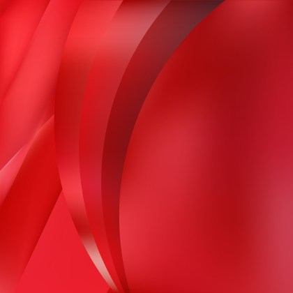 Abstract Red Graphic Background