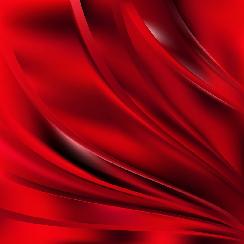 Abstract Red and Black Background