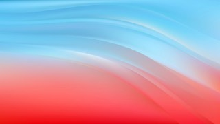 Red and Blue Background