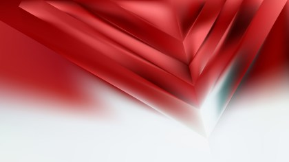 Abstract Red and White Graphic Background