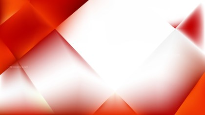 Abstract Red and White Background