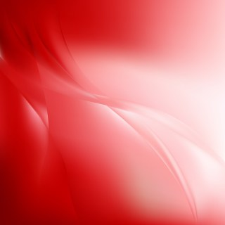 Abstract Red and White Background Vector Illustration