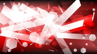Abstract Red Black and White Background Design