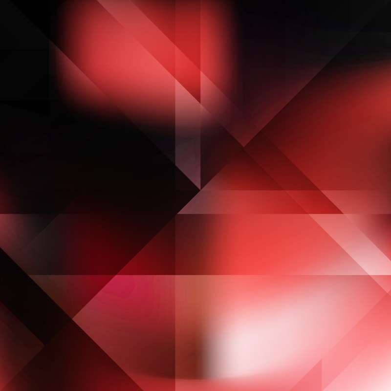 Red Black and White Background