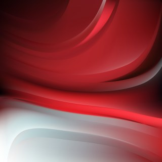 Red Black and White Background Vector Image