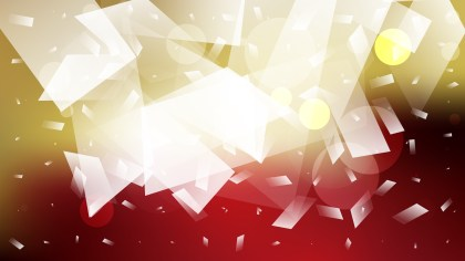 Red Gold and White Background Graphic