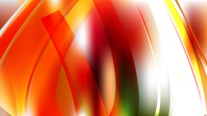 Abstract Red Green and White Graphic Background