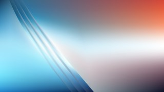 Abstract Red White and Blue Graphic Background