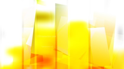 Abstract Red White and Yellow Background Vector Illustration