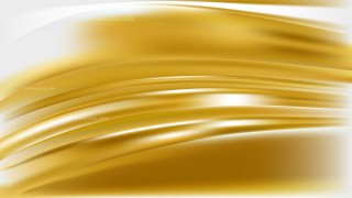 Abstract White and Gold Background Design