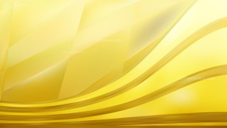 Abstract Yellow Graphic Background