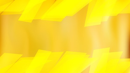 Abstract Yellow Background Design