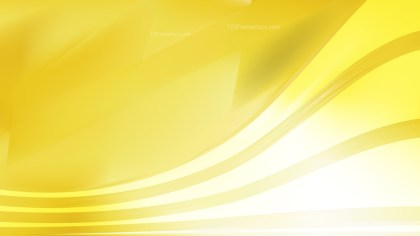 Yellow and White Background Vector Image