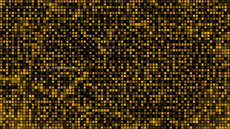 Black and Gold Dots Pattern Background