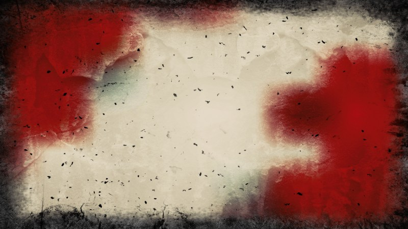 Beige and Red Dirty Grunge Texture Background Image