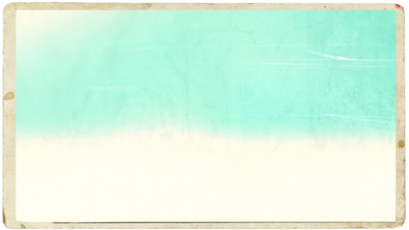 Beige and Turquoise Dirty Grunge Texture Background
