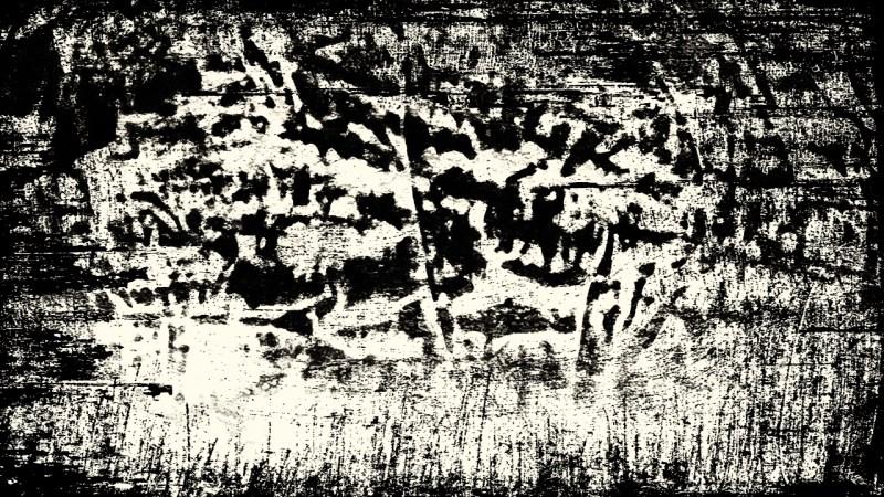 Black and Beige Grunge Texture Background