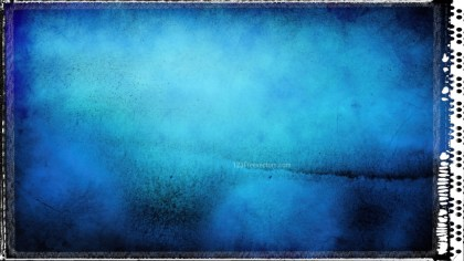 Black and Blue Grunge Background Texture