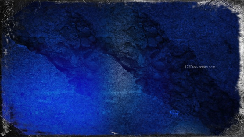 Black and Blue Textured Background