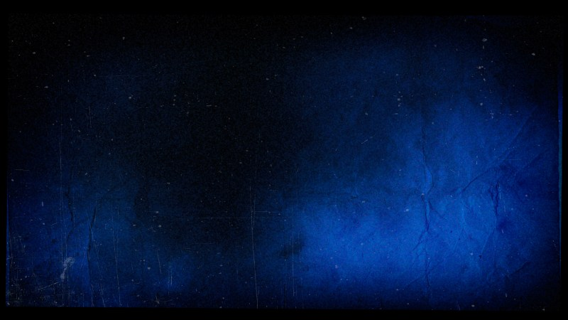 Black and Blue Dirty Grunge Texture Background