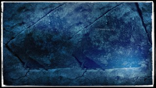 Black and Blue Grunge Texture Background