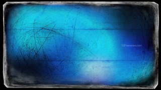 Black and Blue Grungy Background Image