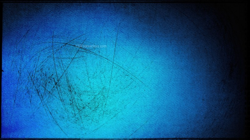 Black and Blue Dirty Grunge Texture Background Image
