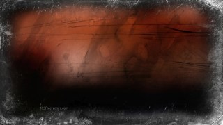 Black and Brown Grunge Background