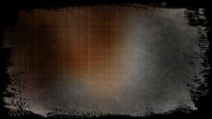 Black and Brown Grunge Texture Background Image