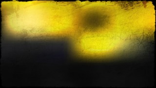 Black and Gold Grungy Background