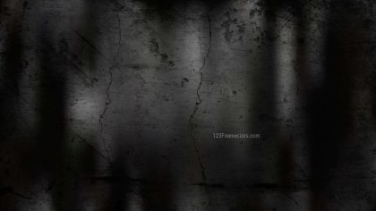 Black and Grey Grunge Background Texture