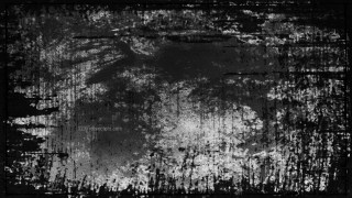 Black and Grey Grunge Background Texture Image