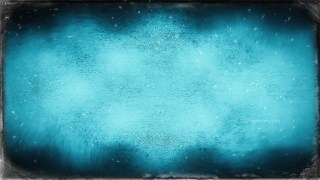 Black and Turquoise Grunge Texture Background