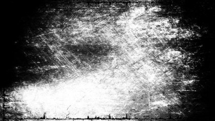 Black and White Grunge Texture Background Image