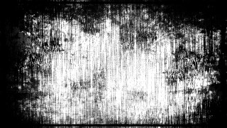 Black and White Grunge Background Texture Image